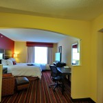 Hampton Inn Glenwood Springs Hotel Three Queen Suite